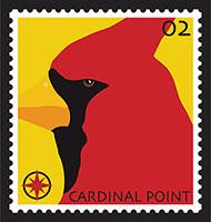 Cardinal Point Winery Logo