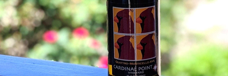 Cardinal Point Quattro wine